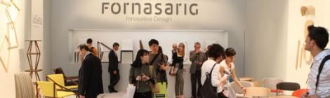 Fornasarig – Salone Internazionale del Mobile 2011