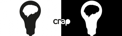 CRAP – Logo studio