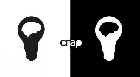 CRAP – Logo studio